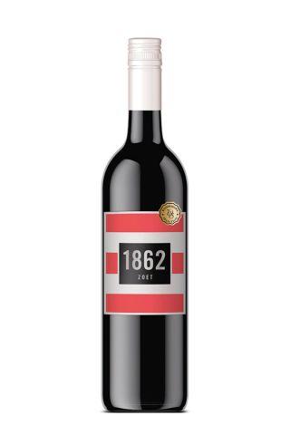 1862 - Valk - Spaanse Zoete Rode Wijn