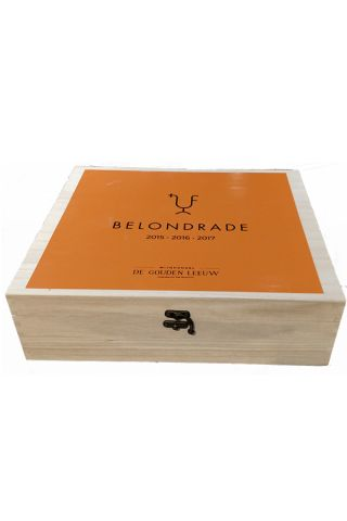 Belondrade Y Lurton '15 '16 '17 - Limited Exclusive Edition