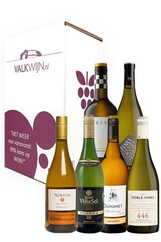 Houtgelagerde Chardonnay Pakket