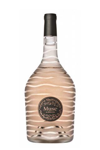 Château Miraval Muse Rosé - Magnum