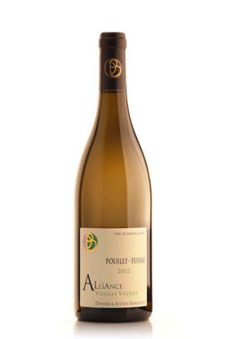 Domaine Barraud Pouilly Fuisse Vieilles Vignes Alliance