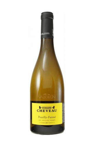 Domaine Cheveau Pouilly Fuissé Vieille-Vigne