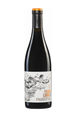 Domaine Gayda Figure Libre Rouge