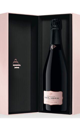 Fleur de Miraval Champagne Rosé