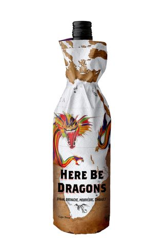 Here Be Dragons Rood