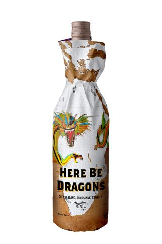Here Be Dragons Wit