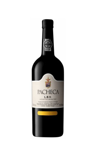 Pacheca LBV 2014 Port