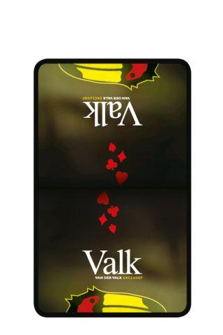 Speelkaarten Van der Valk