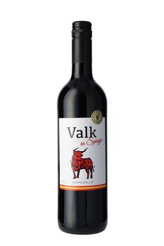 Valk in Spanje Tempranillo